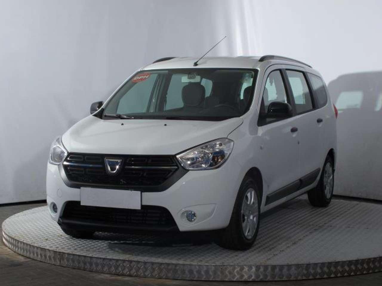 Dacia Lodgy SCe 100 Comfort GARANTIE bis 07/2023 oder 100tkm