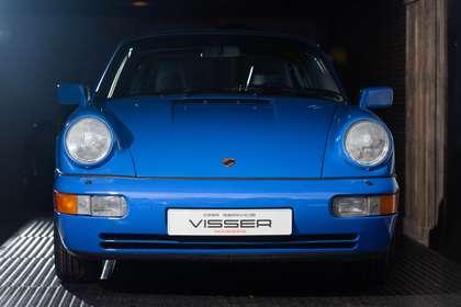 Porsche 964 964 Carrera 2 Tiptronic Targa Maritimblau
