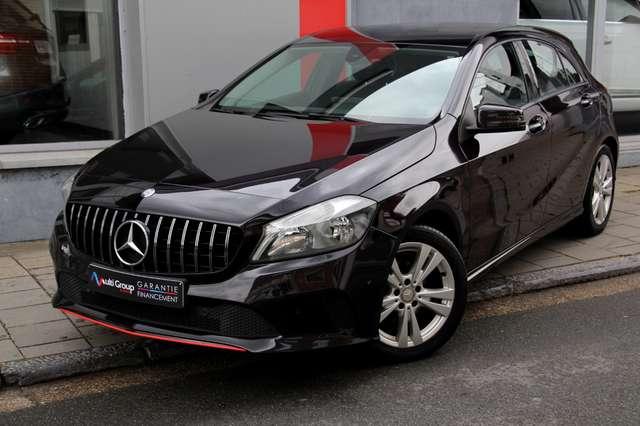 mercedes-benz a-160 sport-garantie-1an-gps-camera-parking-auto noir
