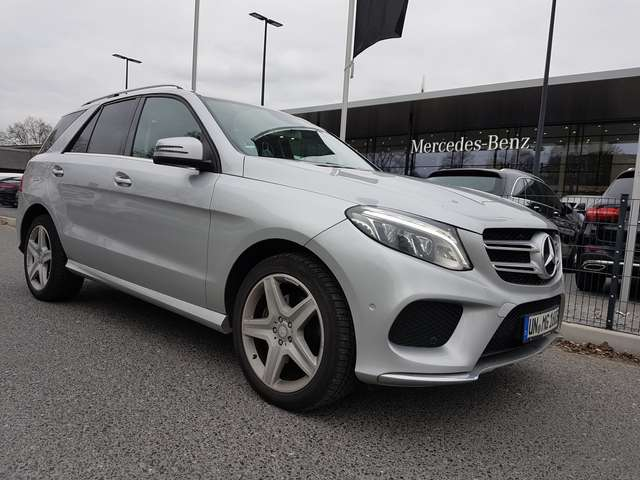 Used Mercedes Benz Gle-Class