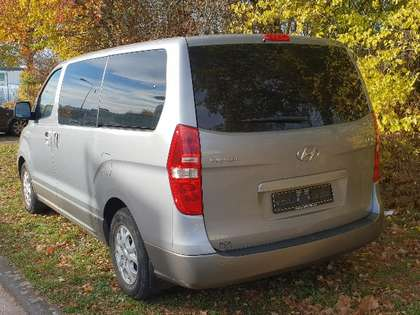 find grey hyundai h-1 travel for sale - autoscout24