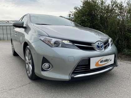 Toyota Auris 1,8VVT-i Hybrid Lounge Servicebuch SR+WR Navi SHZG