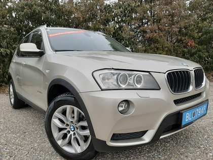 BMW X3 xDrive20d Ö. Aut.+NAVI+AHK+Dach+Leder+Cam.+Voll