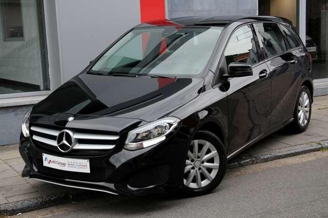 mercedes-benz b-160 d-garantie-1an-full-gps-led-avantgarde-new-model noir