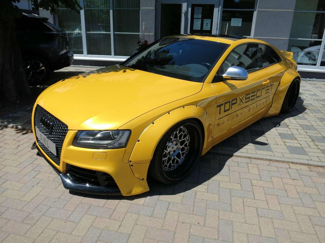 Audi S5 4.2 FSI quattro Coupe 8T EINZELSTÜCK BREITBAU