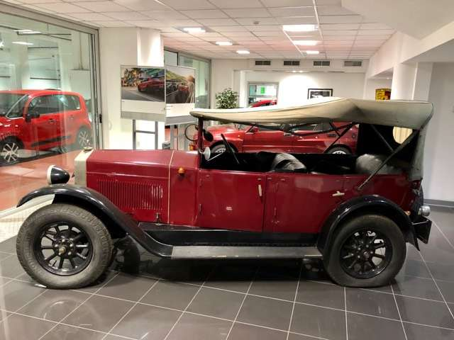 fiat others 509-torpedo-1927 rosso
