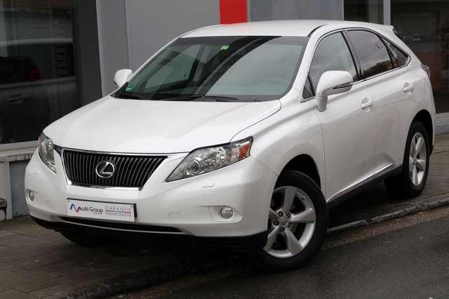 lexus rx-350 3-5i-v6-essence-garantie-1an-executive-xenon-cuir blanc